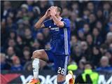 Terry dính thẻ đỏ, CĐV hụt hẫng, Conte muốn kháng án