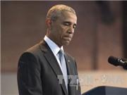 Tổng thống Mỹ Obama thừa nhận đã 'đánh giá thấp' tác động của Nga đối với bầu cử