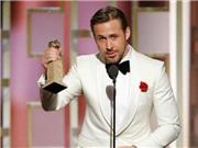 Quả cầu vàng: 'La La Land' áp đảo, người cũ của Taylor Swift và Angelina Jolie đều có giải