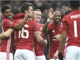 Mourinho đã tìm lại ADN của Man United