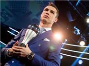 Ronaldo giành danh hiệu Cầu thủ xuất sắc nhất năm 2016 của FIFA