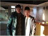 Xuân Trường vượt qua cuộc kiểm tra y tế tại Hàn Quốc