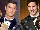 Đế chế Messi - Ronaldo thật đáng sợ