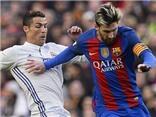 Top 10 VĐV có giá trị thương mại cao nhất: Messi lại 'hít khói' của Ronaldo