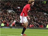 Từ David Moyes đến Jose Mourinho: Fellaini không phải là 'cái cây biết chạy' ở Old Trafford!