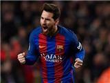 Barcelona 3-1 Bilbao: Suarez vô lê, Neymar hết tịt ngòi, Messi lại ghi bàn từ đá phạt