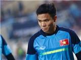 Nguyên Mạnh nộp phạt 1000 USD, bị treo giò hai trận vì thẻ đỏ ở AFF Cup