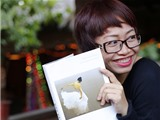 Sống chậm với 'ngôn tình' của nhà báo Quỳnh Hương