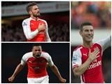 NÓNG: Arsenal gia hạn hợp đồng thành công với 3 trụ cột