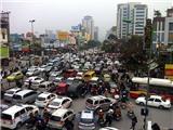 Hà Nội treo thưởng 200 nghìn USD cho ai hiến kế chống tắc đường