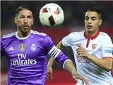 Hòa kịch tính với Sevilla, Real Madrid vào tứ kết cúp Nhà vua, lập kỷ lục mới
