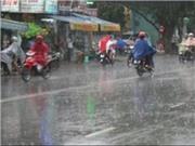 Quảng Nam đến Ninh Thuận và Tây Nguyên có mưa rất to, vùng núi cao phía Bắc rét hại