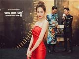 Hoa hậu Đặng Thu Thảo quyến rũ trên thảm đỏ WeChoice