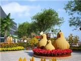 Hội chợ hoa xuân Phú Mỹ Hưng Tết Đinh Dậu 2017: 'Xuân no ấm' - đến với mọi nhà