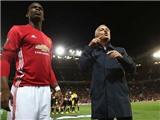 Mourinho tiến cử Pogba làm đội trưởng Man United