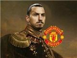 Bây giờ, Ibrahimovic là vị vua mới ở Man United