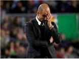 Pep Guardiola nói gì sau trận thua sốc Everton?