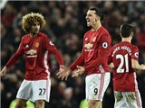 ĐIỂM NHẤN Man United 1-1 Liverpool: Ibrahimovic giải cứu 'Quỷ đỏ'. Pogba vẫn là cầu thủ nhỏ