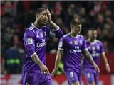Sevilla 2-1 Real Madrid: Ramos phản lưới, Sevilla kết thúc 40 trận bất bại của Real