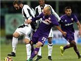 Juventus bất ngờ gục ngã trước Fiorentina, Serie A đang cực kỳ hấp dẫn