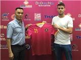 Là khách, đội bóng của Công Vinh dùng phòng thay đồ cũ khi gặp Sài Gòn FC