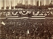 Những khoảnh khắc lễ tuyên thệ nhậm chức Tổng thống Mỹ qua ảnh