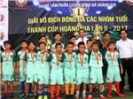 Truyền lửa tương lai bóng đá Sài Gòn