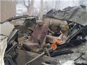 CẬP NHẬT: Boeing 747 rơi, 37 người thiệt mạng, Thổ Nhĩ Kỳ để quốc tang