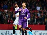 Ronaldo gây tranh cãi khi thoát án phạt vì hành động xấu với đối thủ