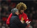 Klopp: 'Khi Mourinho để Fellaini vào sân, đây không còn là bóng đá nữa'