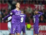 Khi kỉ lục là đối thủ của Real Madrid