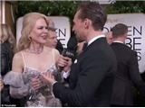 Nicole Kidman bị tố 'say xỉn' để rơi pizza, đuổi phục vụ tại tiệc Quả cầu vàng