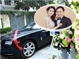 Hoa hậu Thu Ngân và chồng 'đại gia' mời hơn 1.000 khách dự tiệc cưới