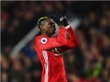 Ibrahimovic: 'Pogba phải học cách chung sống với sức ép như tôi'