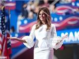 Melania Trump làm đẹp thế nào khi vào Nhà Trắng?