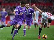 Real Madrid không mạnh như người ta nghĩ