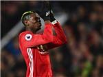Pogba hứa sẽ 'không ngừng cố gắng' vì Man United