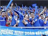 CĐV Than Quảng Ninh quyết không thua Hải Phòng ở độ 'máu lửa'