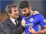 Conte không nên căng thẳng với Costa