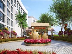 Hội chợ Hoa Xuân Phú Mỹ Hưng 2017: Chuẩn bị chào đón hơn 1,5 triệu lượt du khách