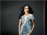 Trang phục dạ hội 'siêu lộng lẫy' của Lệ Hằng tại Hoa hậu Hoàn vũ