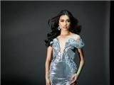 Trang phục dạ hội siêu lộng lẫy của Lệ Hằng tại Hoa hậu Hoàn vũ