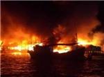 Thăm hỏi, hỗ trợ kịp thời các hộ dân bị thiệt hại do cháy ở Nha Trang