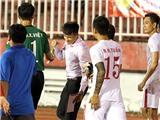 Thua trận derby, HLV Đức Thắng chê bóng đá Việt Nam