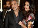 George Clooney phấn khích cực độ khi biết vợ mang song thai