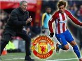 Man United đừng vội mừng nếu mua được Griezmann
