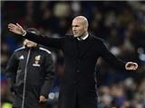 Zidane: 'Cả đội rất bực mình nhưng chúng tôi sẽ vượt qua được'