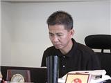 Tết 'xông nhà' HLV Hoàng Anh Tuấn