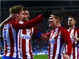 Barca thắng 'vừa đủ' trong ngày Atletico thể hiện sức mạnh ở cúp Nhà Vua
