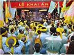 Lễ hội đền Trần - Thái Bình năm 2017 sẽ kéo dài 5 ngày